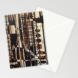 Density / Urban Stationery Cards