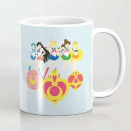Sailor Soldiers Coffee Mug