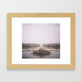The Fountain Framed Art Print