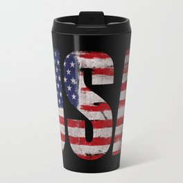 USA Vintage Travel Mug