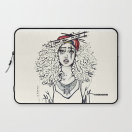 #STUKGIRL SKY Laptop Sleeve