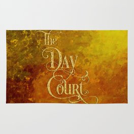 The Day Court Rug