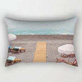 Cote D'azur - Nice, France Rectangular Pillow