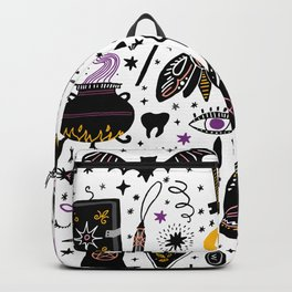 I'm a Crazy Witch Backpack