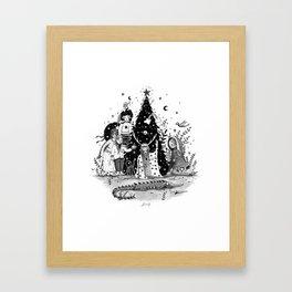 Oh Christmas Tree...!! Framed Art Print