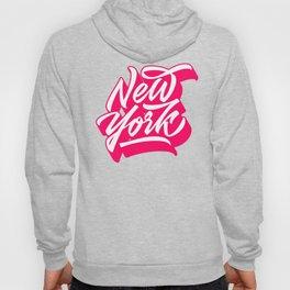 New York City original lettering Hoody