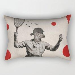 Anthropomorphic N°14 Rectangular Pillow