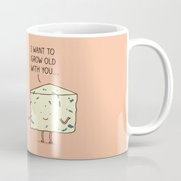 Matured cheese Coffee Mug