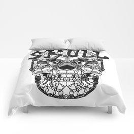 Skull - Día de Muertos / Day of the Dead Comforters