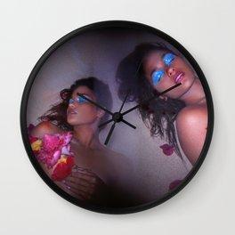 Aloha Pele Wall Clock