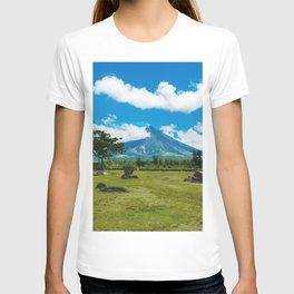Mayon Volcano T-shirt
