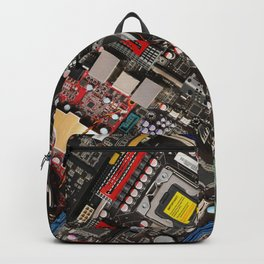 Computer boards Backpack