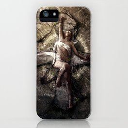Last breath of Nedolya iPhone Case