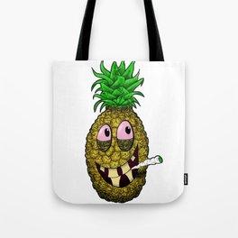 High Pineapple Tote Bag