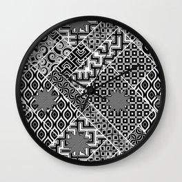 Confluence Wall Clock