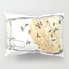Captives: The Bee Jar Pillow Sham