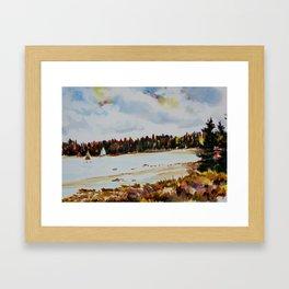 Michigan 1 Framed Art Print