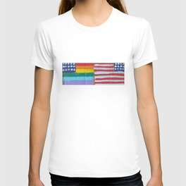 Flags for The Future 3 T-shirt