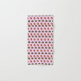 Cool strawberries Hand & Bath Towel