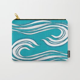 waves mother ocean Carry-All Pouch