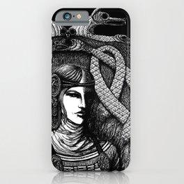 Nordic Goddess Hel iPhone Case