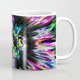 Colorful Tie Dye Abstract Coffee Mug
