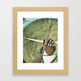 corporation Framed Art Print