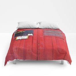 Fire Door Comforters