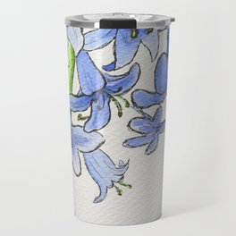 blooming bluebells Travel Mug