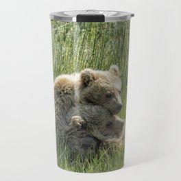 I Got Your Back - Bear Cubs, No. 4 Travel Mug