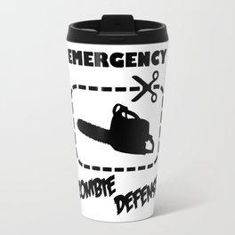 Zombe - Emergency Defense Chainsaw Travel Mug