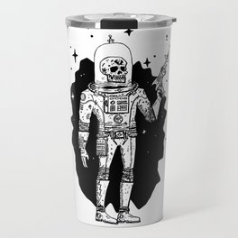 Intergalactic Bone Man Travel Mug