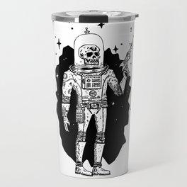 Intergalactic Bone Man Travel Mug