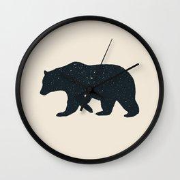 Bär Wall Clock