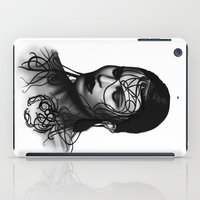 cancer iPad Cases featuring Cancer  by BeckiBoos