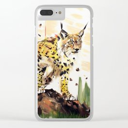 Close to me Clear iPhone Case