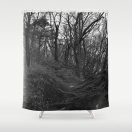 Scary Nikko 001 Shower Curtain