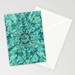 Holy Water Window Stationery Cards