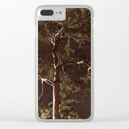 Tree of Intuition Clear iPhone Case