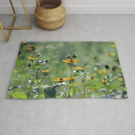 The Daintiness Of Nature Rug