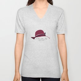 From Peggy To The Howling Commandos Unisex V-Neck