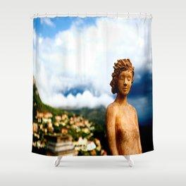 Eze Contentment Shower Curtain