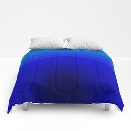 Blue Depths Comforters