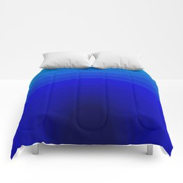 Blue Depths Comforters