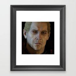 Chantry boy Framed Art Print
