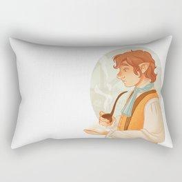 Bilbo Baggins Rectangular Pillow