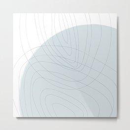 Coit Pattern 30 Metal Print