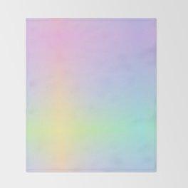LUSH / Plain Soft Mood Color Blends / iPhone Case Throw Blanket