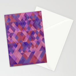 Autumn Mosaique Stationery Cards