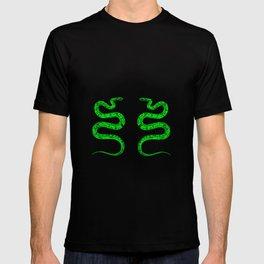 Snake stuff T-shirt